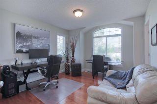 Photo 16: 4755 TERWILLEGAR CM NW in Edmonton: Zone 14 Townhouse for sale : MLS®# E4134773