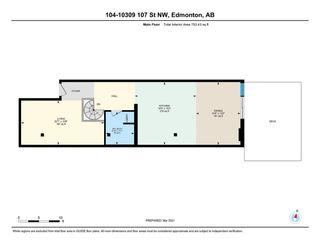 Photo 50: 104 10309 107 Street in Edmonton: Zone 12 Condo for sale : MLS®# E4234834