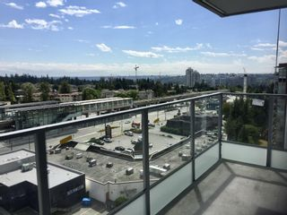 "Photo 3: 1408 520 COMO LAKE Avenue in Coquitlam: Coquitlam West Condo for sale in ""The Crown"" : MLS®# R2381526"