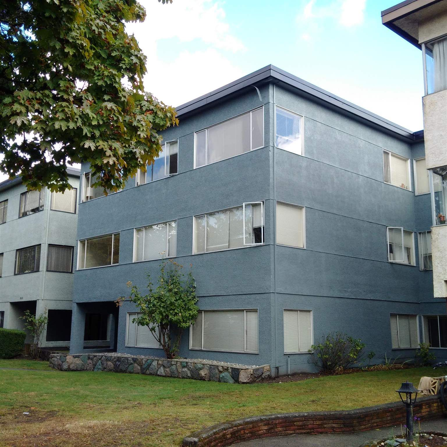 """Main Photo: 8668 MONTCALM Street in Vancouver: Marpole Multi-Family Commercial for sale in """"THE MONTCALM APARTMENTS"""" (Vancouver West)  : MLS®# C8039671"""