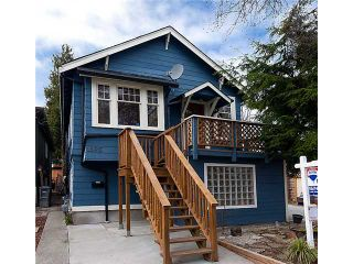 Photo 1: 1925 GARDEN Drive in Vancouver: Grandview VE House for sale (Vancouver East)  : MLS®# V936099