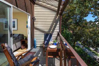 """Photo 1: 310 1429 E 4TH Avenue in Vancouver: Grandview Woodland Condo for sale in """"Sandcastle Villa"""" (Vancouver East)  : MLS®# R2463054"""