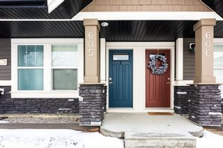 Photo 2: 605 280 Williamstown Close NW: Airdrie Row/Townhouse for sale : MLS®# A1048279