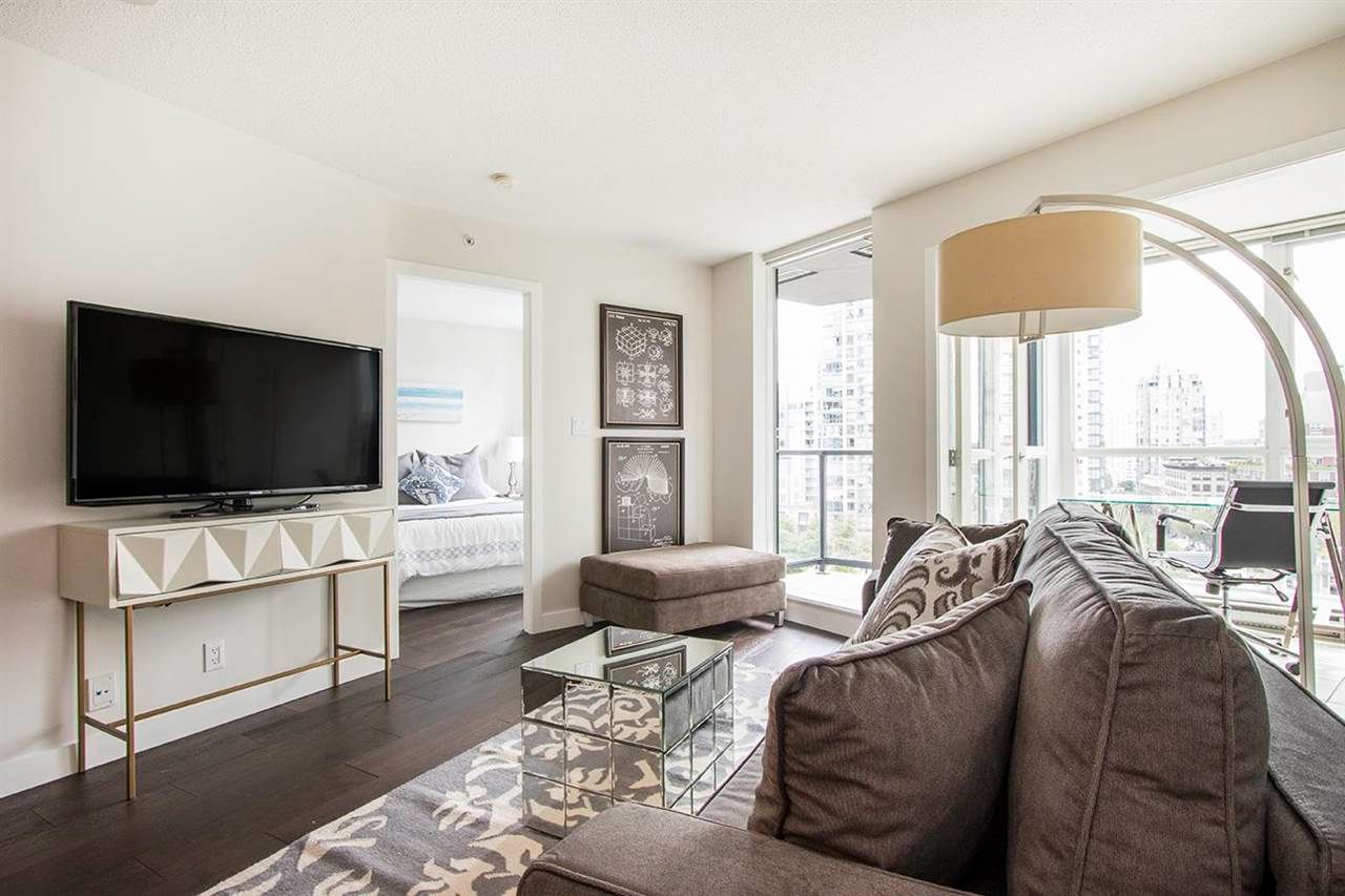 Main Photo: 605 1199 SEYMOUR STREET in Vancouver: Downtown VW Condo for sale (Vancouver West)  : MLS®# R2614893