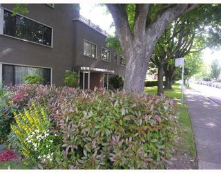 Photo 1: 204 1695 W 10TH Avenue in Vancouver: Fairview VW Condo for sale (Vancouver West)  : MLS®# V718431