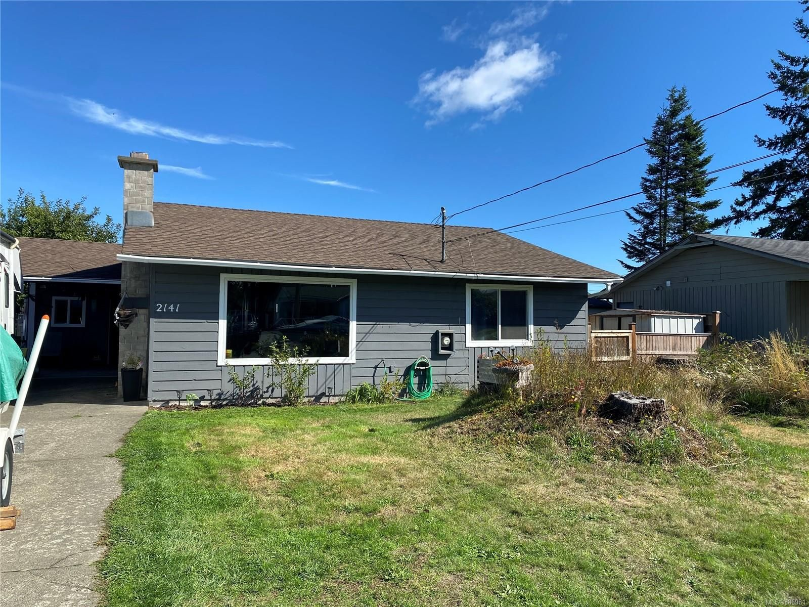 Main Photo: 2141 Arnason Rd in : CR Willow Point House for sale (Campbell River)  : MLS®# 886981