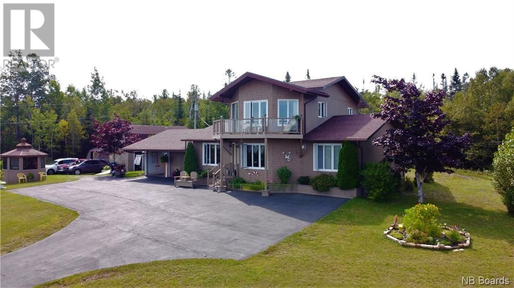 Main Photo: 1040 Route 172 in Back Bay: House for sale : MLS®# NB062930