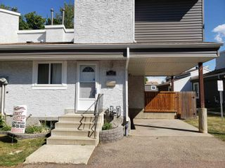 Photo 2: 5620 19A Avenue in Edmonton: Zone 29 Townhouse for sale : MLS®# E4250253