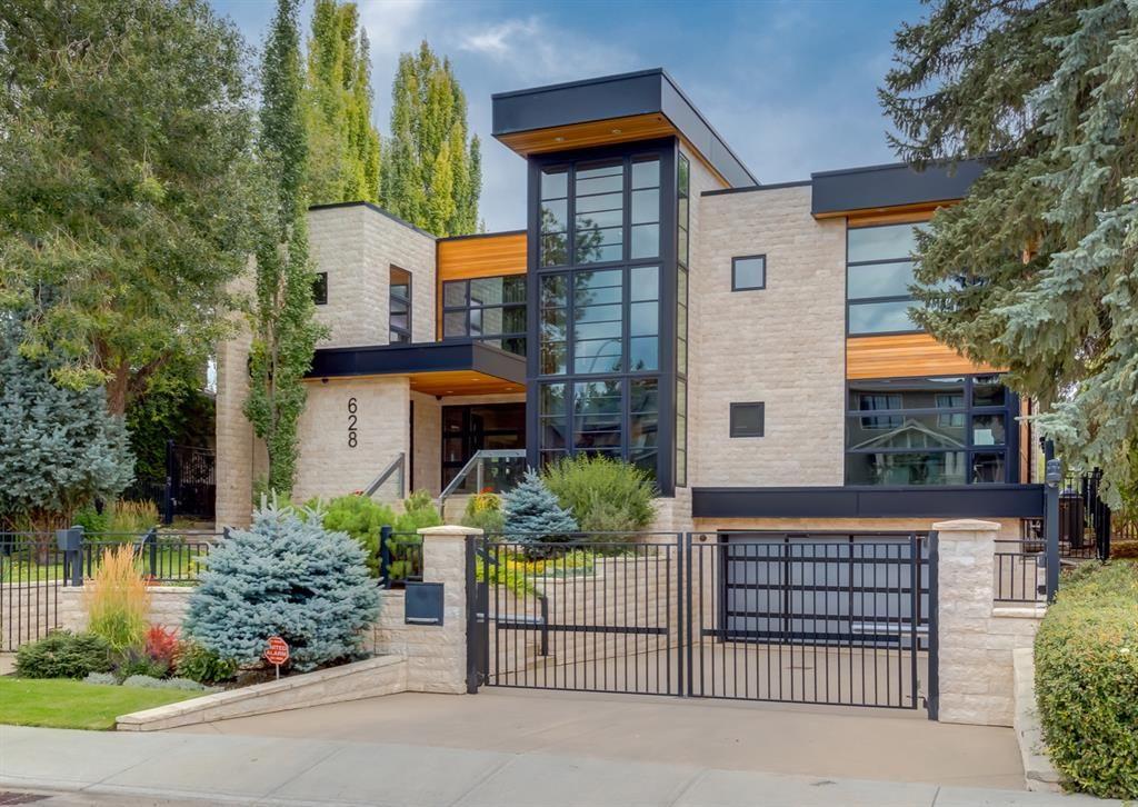 Main Photo: 628 Britannia Drive SW in Calgary: Elboya Detached for sale : MLS®# A1144454