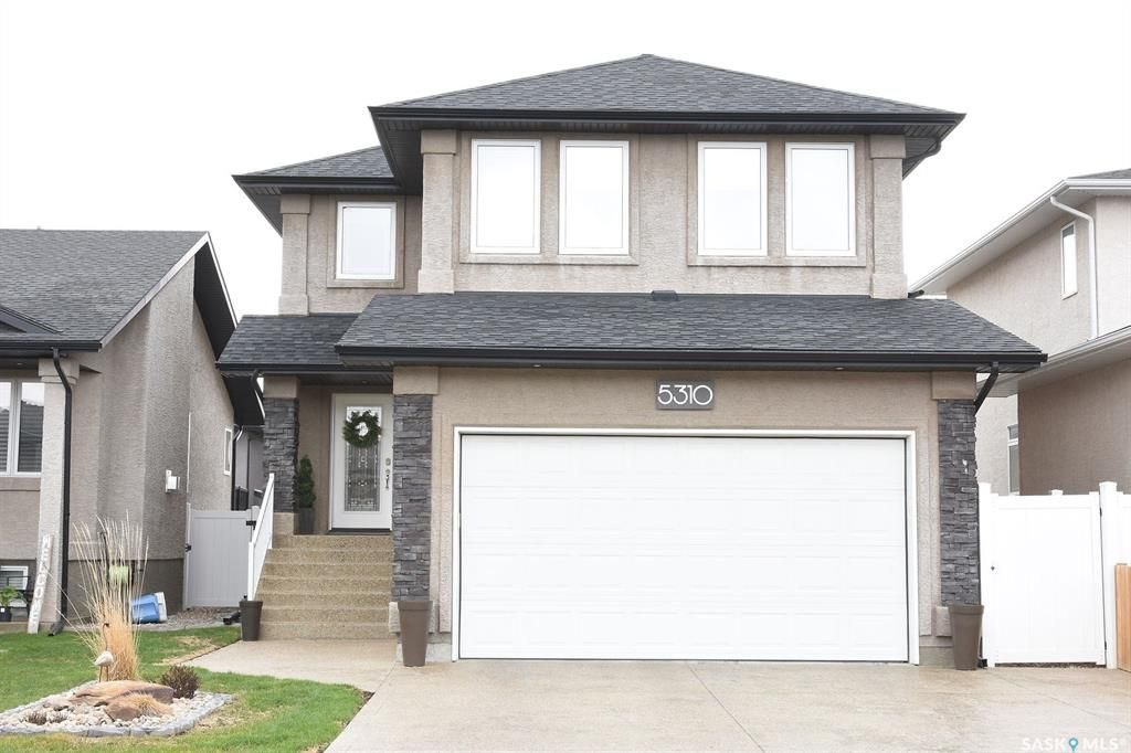 Main Photo: 5310 Watson Way in Regina: Lakeridge Addition Residential for sale : MLS®# SK808784