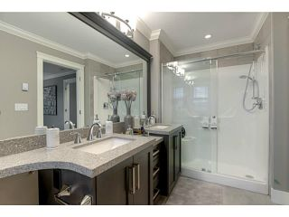 """Photo 13: 25 19095 MITCHELL Road in Pitt Meadows: Central Meadows Townhouse for sale in """"BROGDEN BROWN"""" : MLS®# V1122105"""