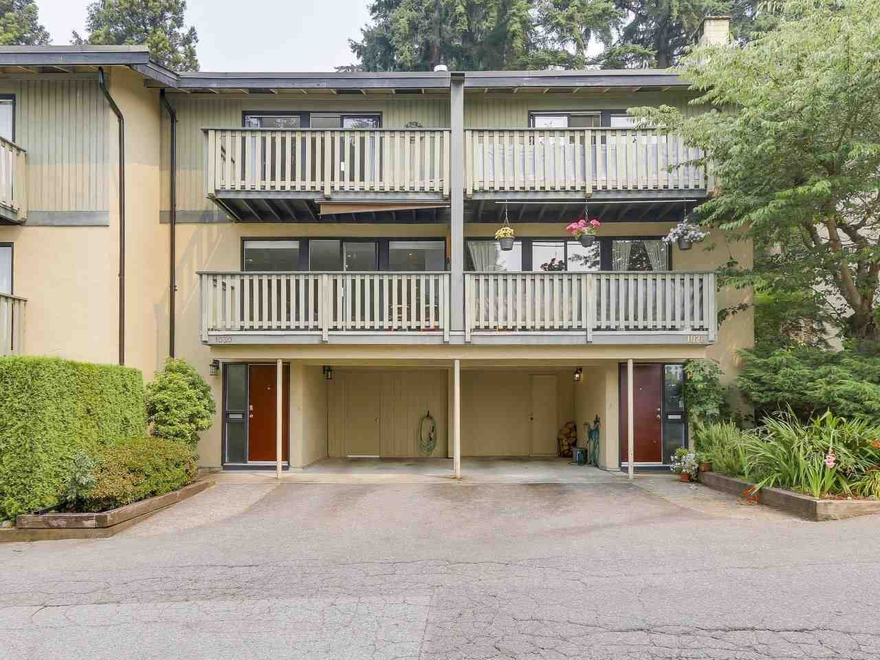Main Photo: 1030 LILLOOET ROAD in North Vancouver: Lynnmour Townhouse for sale : MLS®# R2195623