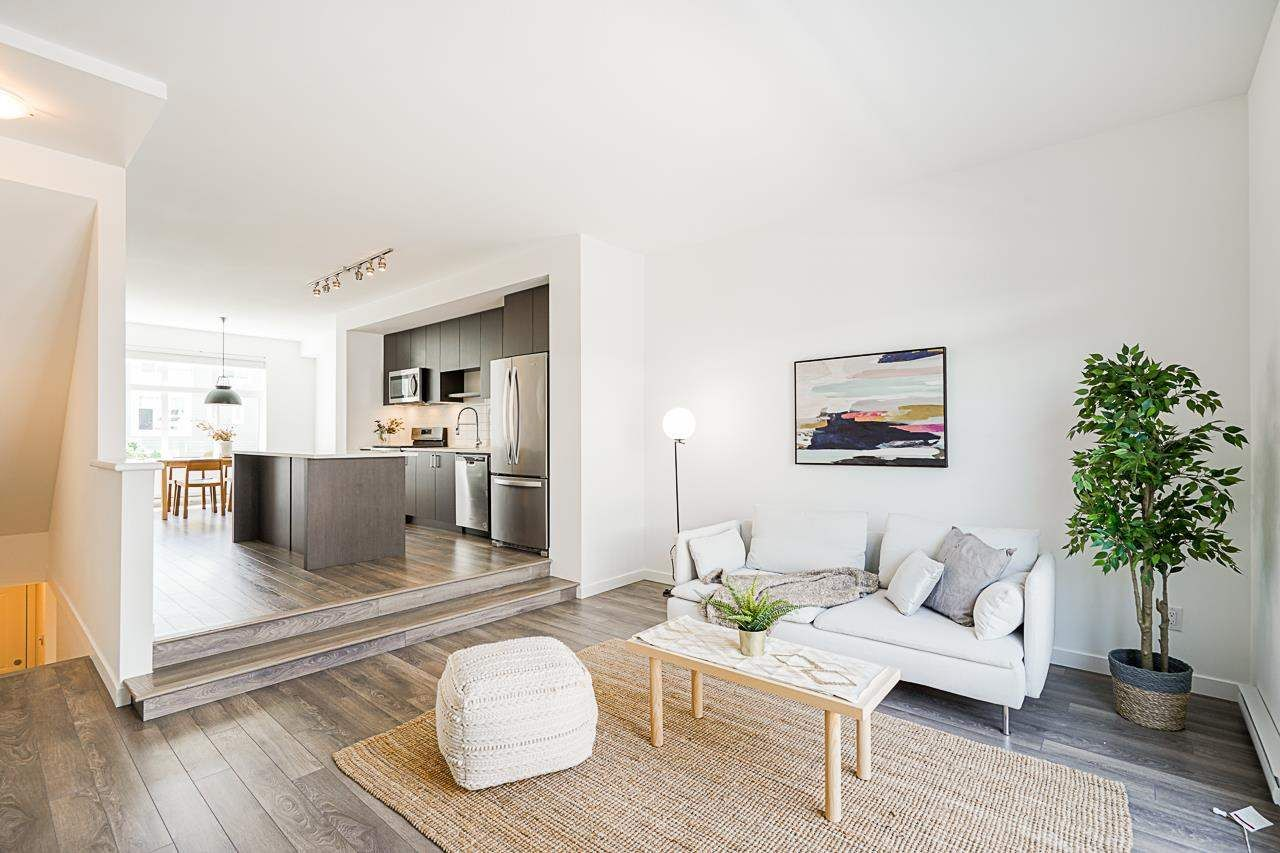 """Main Photo: 69 16678 25 Avenue in White Rock: Grandview Surrey Townhouse for sale in """"FREESTYLE by Dawson +Sawyer"""" (South Surrey White Rock)  : MLS®# R2598061"""