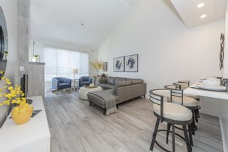 """Photo 2: 411 2 RENAISSANCE Square in New Westminster: Quay Condo for sale in """"The Lido"""" : MLS®# R2620634"""