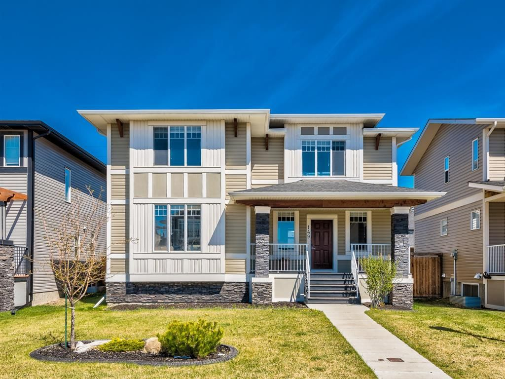 Main Photo: 149 Rainbow Falls Glen: Chestermere Detached for sale : MLS®# A1104325