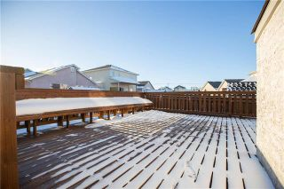 Photo 20: 28 Gardenton Avenue in Winnipeg: North Meadows Residential for sale (4L)  : MLS®# 1832088