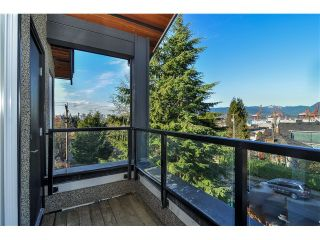 "Photo 18: 1806 E PENDER Street in Vancouver: Hastings Townhouse for sale in ""AZALEA HOMES"" (Vancouver East)  : MLS®# V1051665"