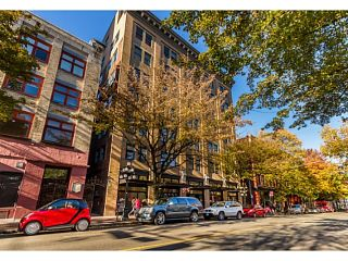Photo 4: # 603 233 ABBOTT ST in Vancouver: Downtown VW Condo for sale (Vancouver West)  : MLS®# V1116796