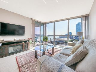 """Photo 1: 910 14 BEGBIE Street in New Westminster: Quay Condo for sale in """"INTERURBAN"""" : MLS®# R2605059"""