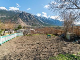 Photo 38: 127 MCEWEN ROAD: Lillooet House for sale (South West)  : MLS®# 161388