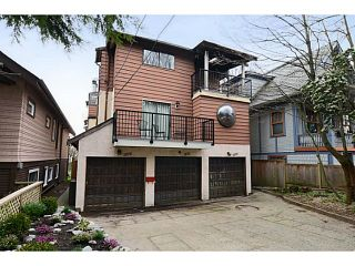 "Photo 10: 1874 GRANT Street in Vancouver: Grandview VE Townhouse for sale in ""Commercial Drive"" (Vancouver East)  : MLS®# V1012421"