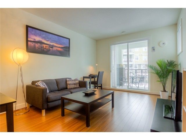 """Main Photo: 224 5788 SIDLEY Street in Burnaby: Metrotown Condo for sale in """"MACPHERSON WALK NORTH"""" (Burnaby South)  : MLS®# V1049360"""