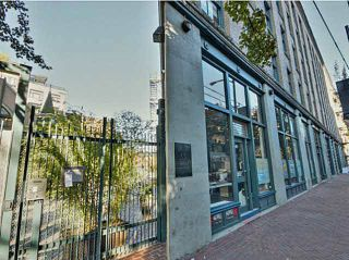 "Photo 3: 216 55 E CORDOVA Street in Vancouver: Downtown VE Condo for sale in ""KORET LOFTS-LIVE/WORK"" (Vancouver East)  : MLS®# R2032716"