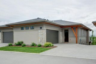 Main Photo: 54 Watermark Villas in Rural Rocky View County: Rural Rocky View MD Semi Detached for sale : MLS®# A1009615