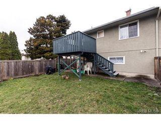 Photo 19: 1607 Chandler Ave in VICTORIA: Vi Fairfield East Half Duplex for sale (Victoria)  : MLS®# 753476