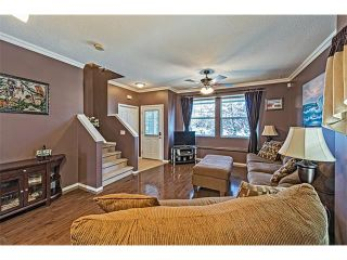 Photo 4: 301 2006 LUXSTONE Boulevard SW: Airdrie House  : MLS®# C4034048