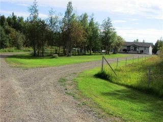 "Photo 2: 19273 WONOWON Road in Fort St. John: Fort St. John - Rural W 100th Manufactured Home for sale in ""WONOWON"" (Fort St. John (Zone 60))  : MLS®# N230467"