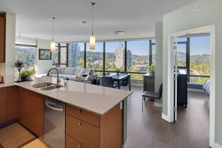 """Photo 2: 1604 110 BREW Street in Port Moody: Port Moody Centre Condo for sale in """"ARIA 1 at SUTER BROOK"""" : MLS®# R2414522"""