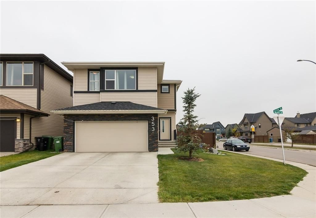 Main Photo: 353 WALDEN Square SE in Calgary: Walden Detached for sale : MLS®# C4208280