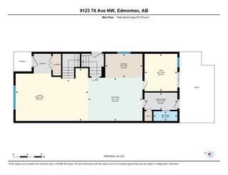 Photo 47: 9123 74 Avenue in Edmonton: Zone 17 House Half Duplex for sale : MLS®# E4241218