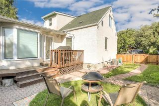 Photo 1: 116 Sunnyside Boulevard in Winnipeg: Woodhaven Single Family Detached for sale (5F)  : MLS®# 1925320
