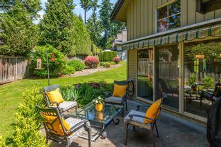 """Photo 23: 15 1550 LARKHALL Crescent in North Vancouver: Northlands Townhouse for sale in """"NAHANEE WOODS"""" : MLS®# R2594601"""