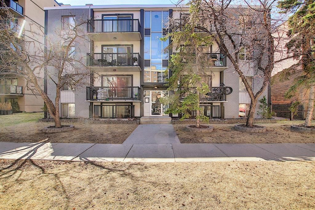 Main Photo: 312 1333 13 Avenue SW in Calgary: Beltline Apartment for sale : MLS®# A1095643