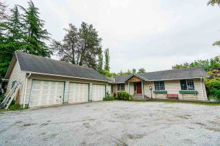 Photo 1: 23026 FRASER HIGHWAY in Langley: Campbell Valley House for sale : MLS®# R2374524