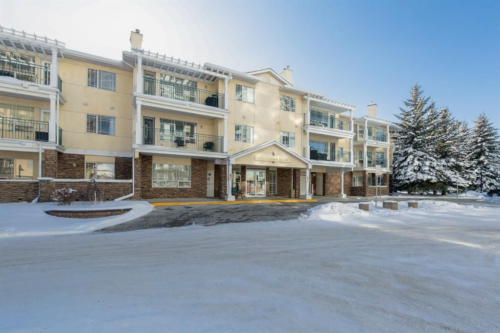 Main Photo: 317 2144 Paliswood Road SW in Calgary: Palliser Apartment for sale : MLS®# A1059319