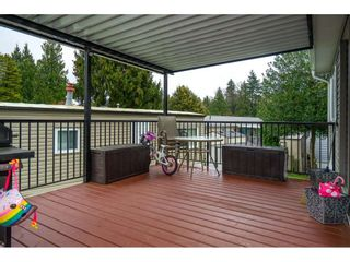 "Photo 21: 183 7790 KING GEORGE Boulevard in Surrey: East Newton Manufactured Home for sale in ""Crispen Bays"" : MLS®# R2555567"