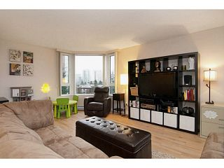 """Photo 3: 802 5790 PATTERSON Avenue in Burnaby: Metrotown Condo for sale in """"The Regent"""" (Burnaby South)  : MLS®# V988077"""