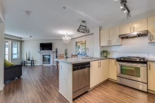Photo 7: 407 3156 DAYANEE SPRINGS Boulevard in Coquitlam: Westwood Plateau Condo for sale : MLS®# R2507067