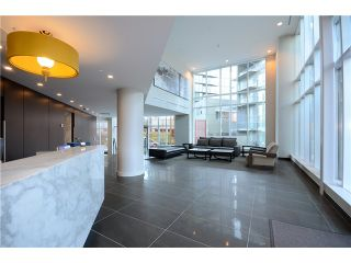 """Photo 3: # 510 1372 SEYMOUR ST in Vancouver: Downtown VW Condo for sale in """"The Mark"""" (Vancouver West)  : MLS®# V1038362"""