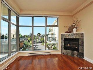 Photo 4: 314 225 Menzies St in VICTORIA: Vi James Bay Condo for sale (Victoria)  : MLS®# 731043