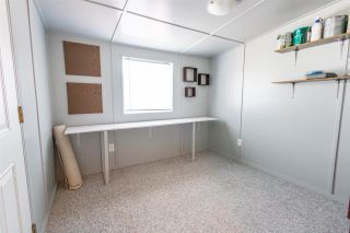 """Photo 17: 91 6100 O'GRADY Road in Prince George: St. Lawrence Heights Manufactured Home for sale in """"COLLEGE HEIGHTS TRAILER PARK"""" (PG City South (Zone 74))  : MLS®# R2453065"""