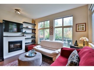 "Photo 5: 112 101 MORRISSEY Road in Port Moody: Port Moody Centre Condo for sale in ""LIBRA AT SUTER BROOK VILALGE"" : MLS®# R2010522"