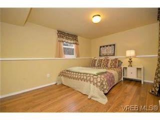 Photo 13: 2048 Newton St in VICTORIA: OB Henderson House for sale (Oak Bay)  : MLS®# 593355
