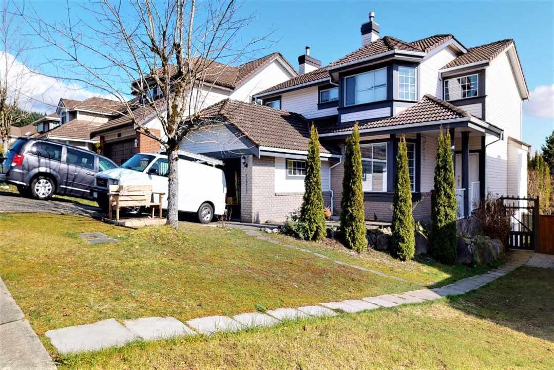 Main Photo: 2876 WOODSIA Place in Coquitlam: Westwood Plateau House for sale : MLS®# R2562665