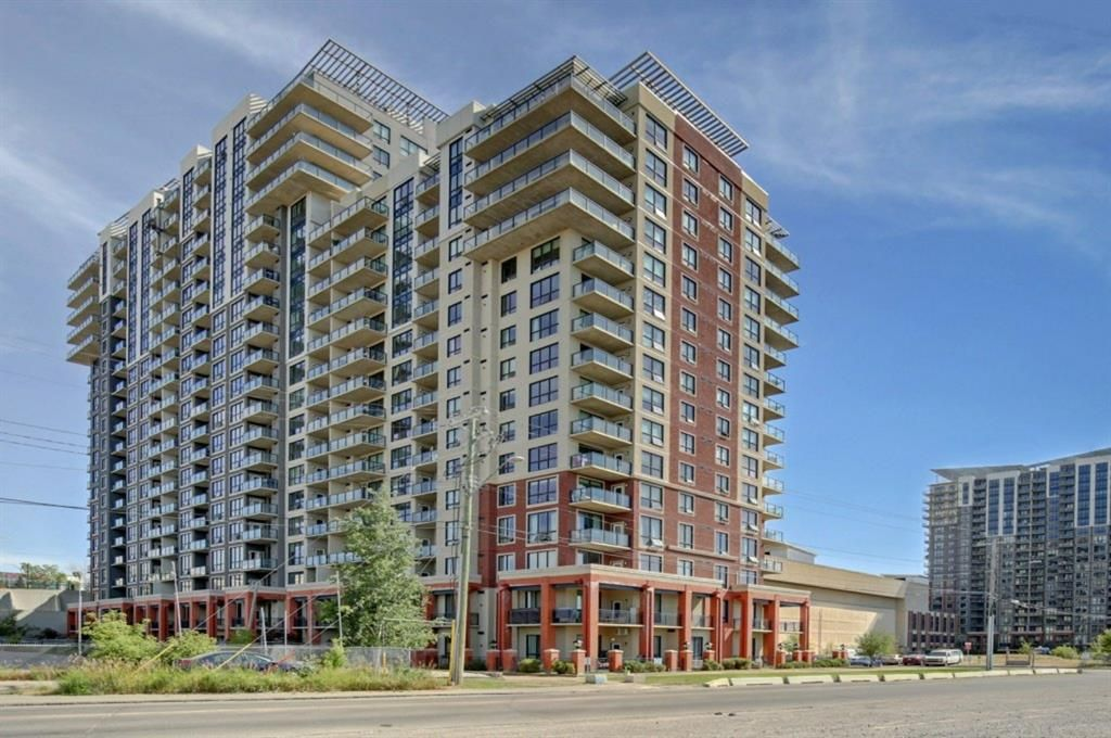 Main Photo: 1417 8710 HORTON Road SW in Calgary: Haysboro Apartment for sale : MLS®# A1091415