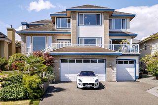 """Photo 1: 2130 DRAWBRIDGE Close in Port Coquitlam: Citadel PQ House for sale in """"CITADEL"""" : MLS®# R2482636"""